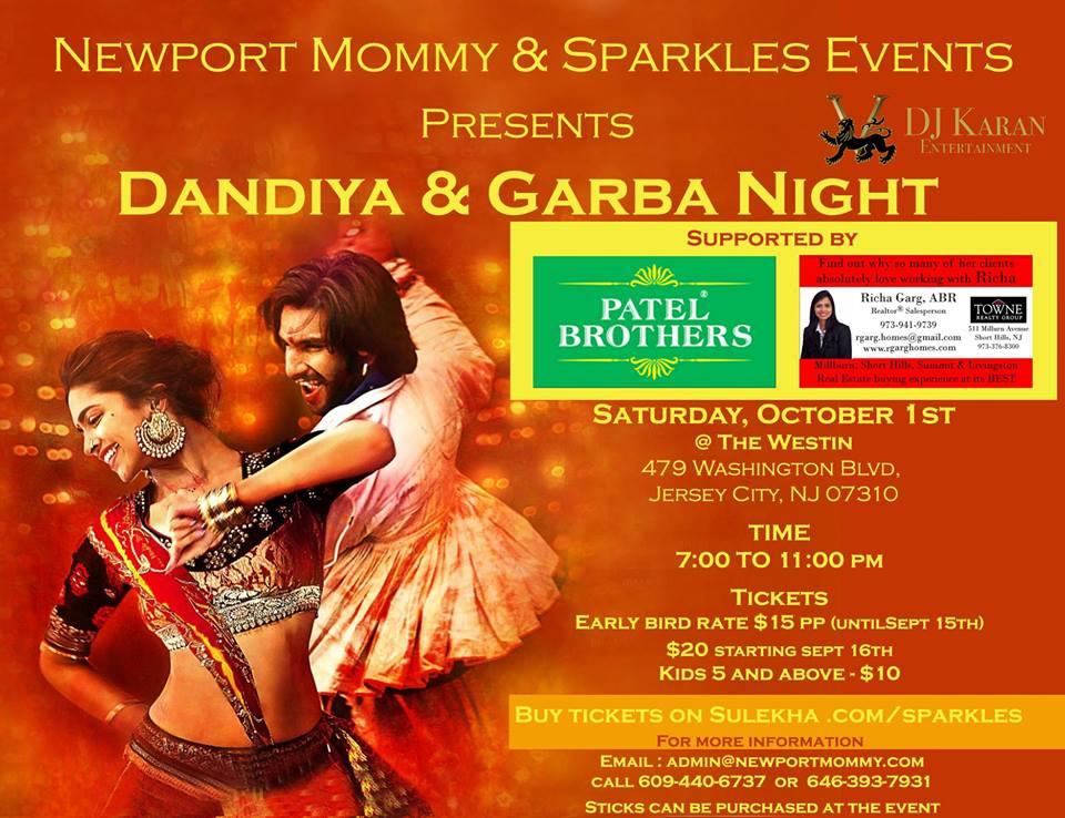 Garba Dandiya Night The Office Of Cultural Affairs