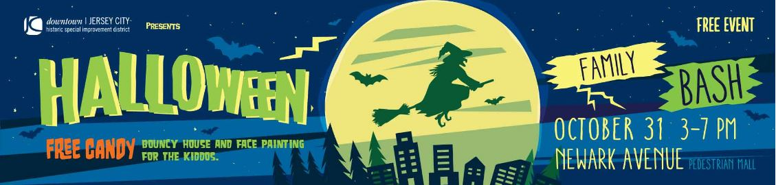 Halloween Bash 2020 Hdsid HDSID 2018 Halloween Bash   Jersey City Cultural Affairs