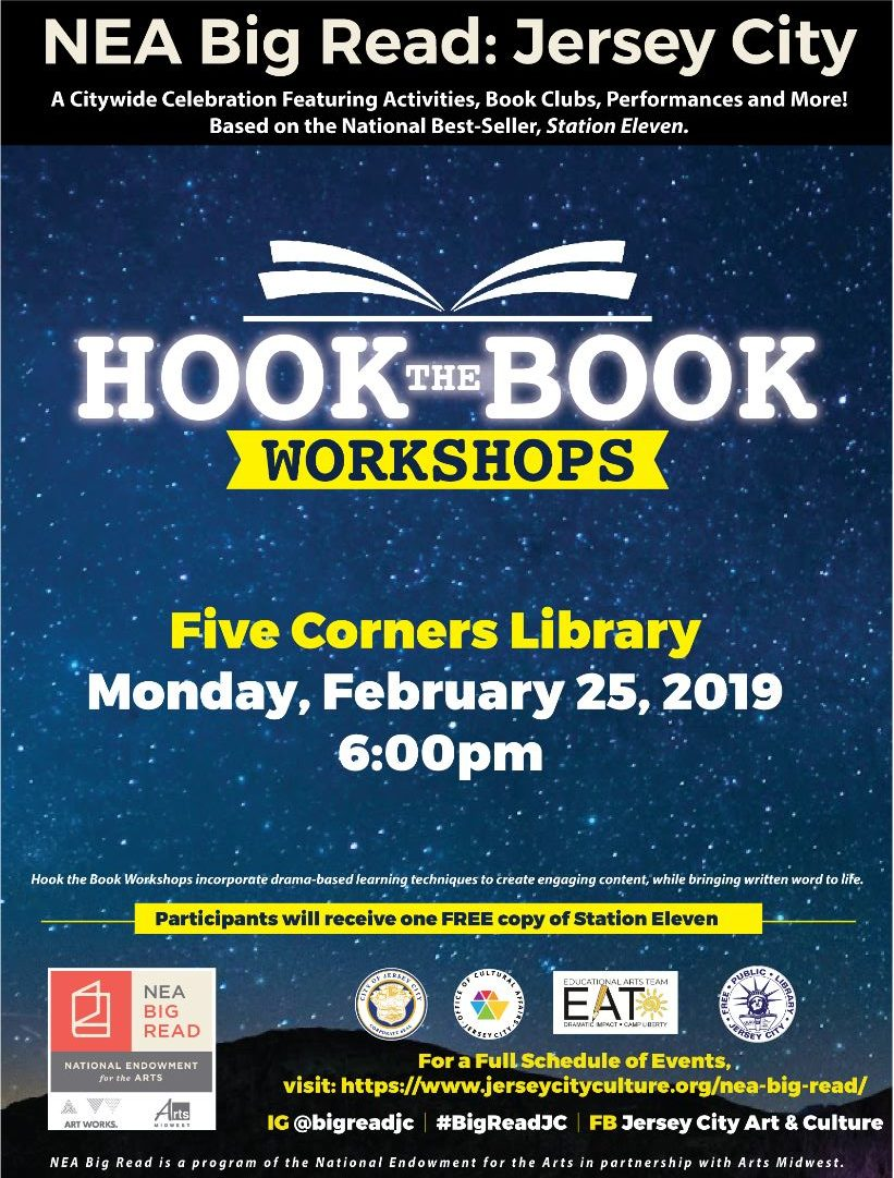 Five Corners Library Jersey City Nj