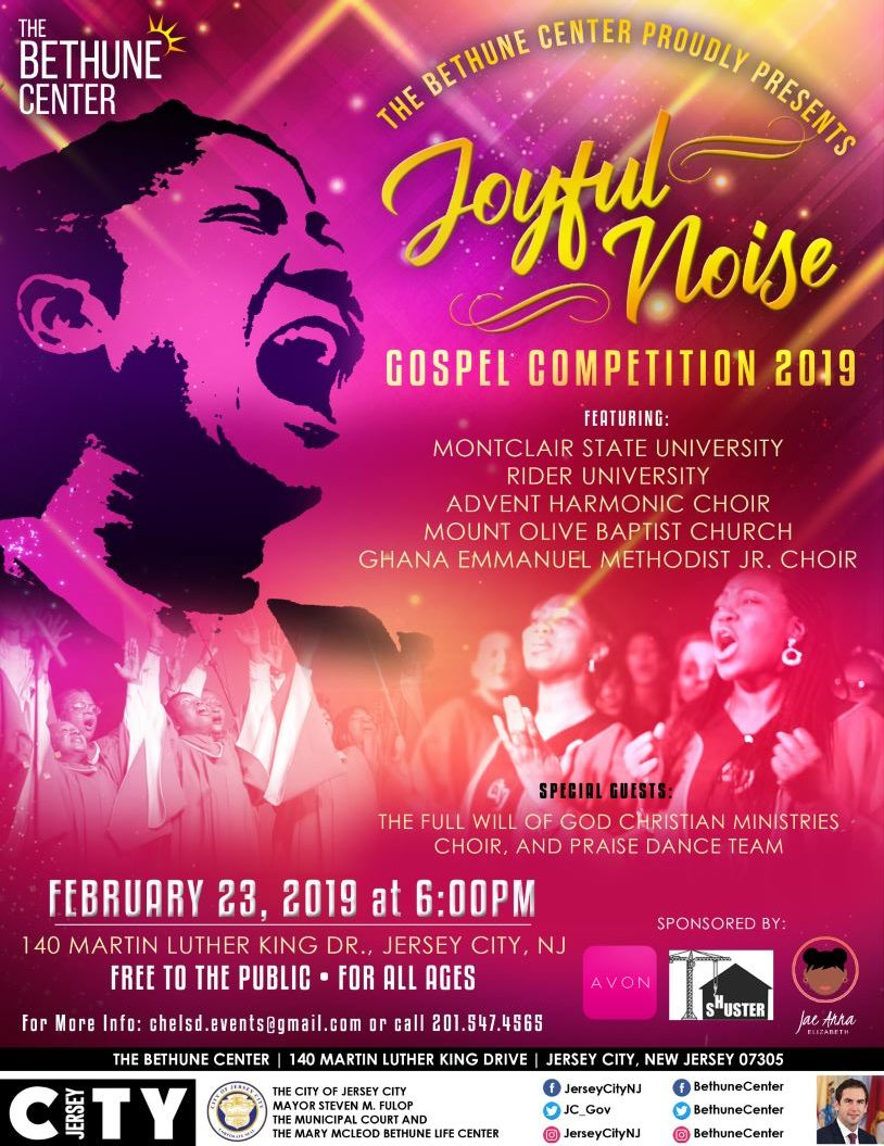 Bethune Center presents Black History Month Gospel Concert
