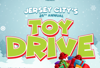 Jersey City's 24th Annual Toy Drive