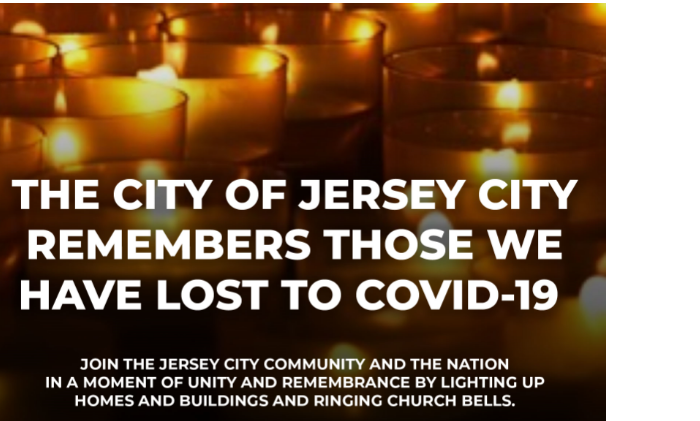 Jersey City Moment of Silence