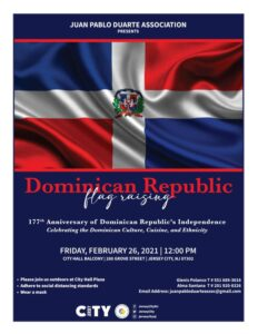 Dominican FR Flyer