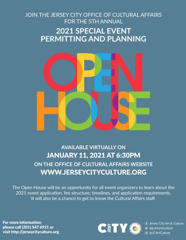 Open House Permitting Flyer