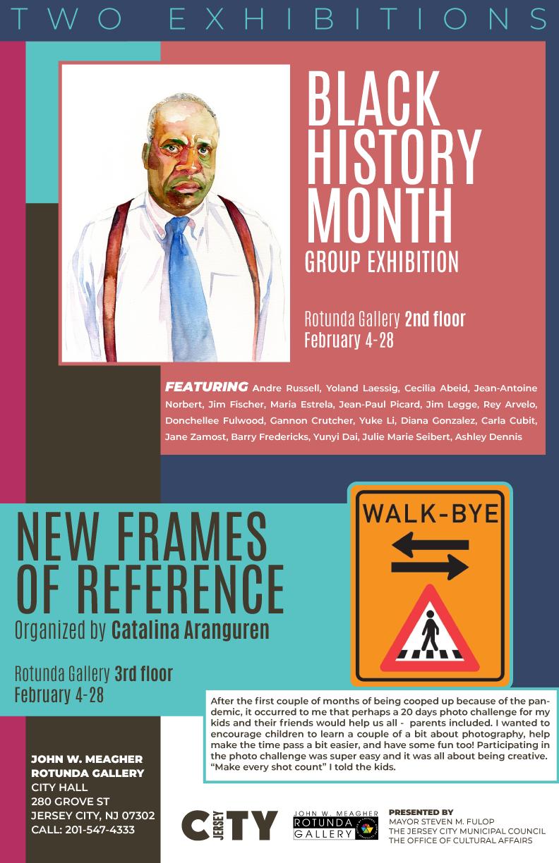 Rotunda February Exhibitions