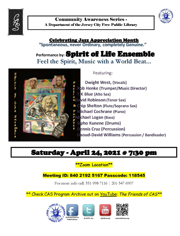 Flyer with wordage detailing theperformance by band. Collage pictured.