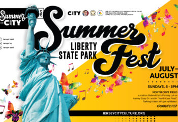 Summerfest Liberty State Park